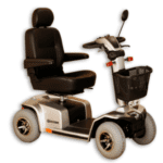 Le scooter électrique Royal Maxi XL
