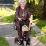 Le scooter électrique Royal Mini 3 roues