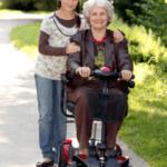 Le scooter électrique Royal Mini 4 roues