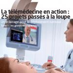 L'ANAP publie son rapport sur la télémédecine