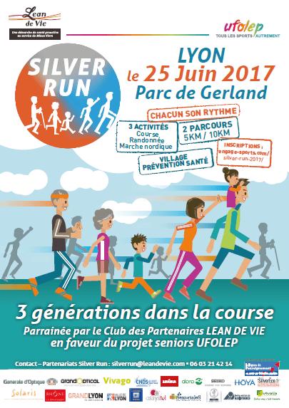Silver Run @ Parc Gerland  | Lyon | Auvergne-Rhône-Alpes | France