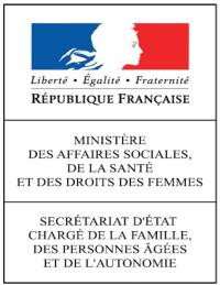 secretariat etat famille personnes agees autonomie logo