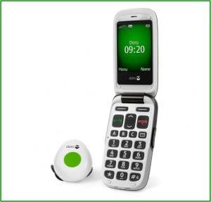 Téléassistance GPS Doro