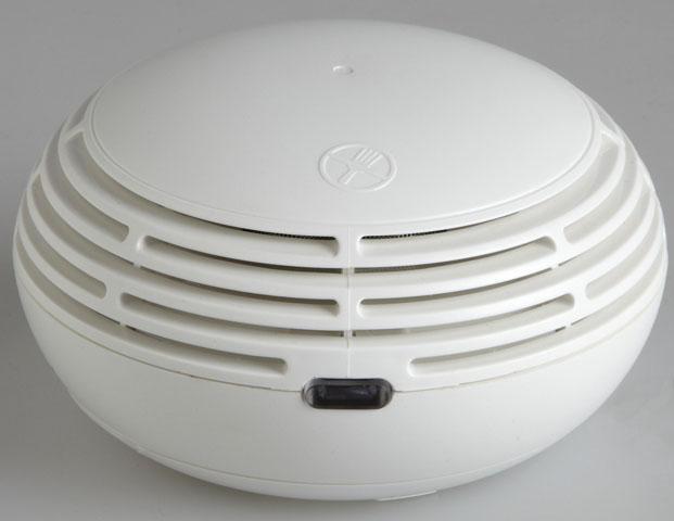 Intervox nouveau d tecteur de fum e connect aux terminaux de t l assistanc - Detecteur de fumee loi ...