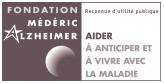 logo fondation médéric Alzheimer