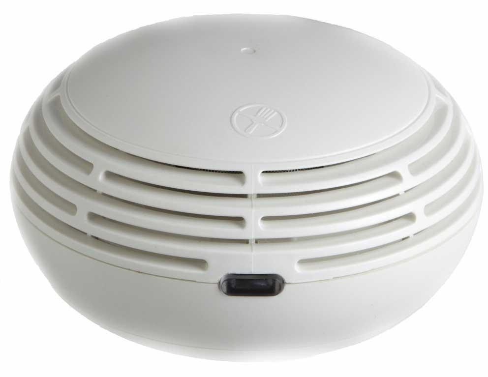 Smoke detector protection