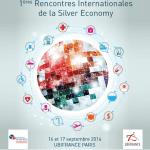 16 et 17 septembre 2014 : 1ères Rencontres Internationales de la Silver Economy à Paris