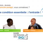 Association Domicile Inter Générations Isérois : lutter contre l'isolement des âgés par la cohabitation intergénérationnelle
