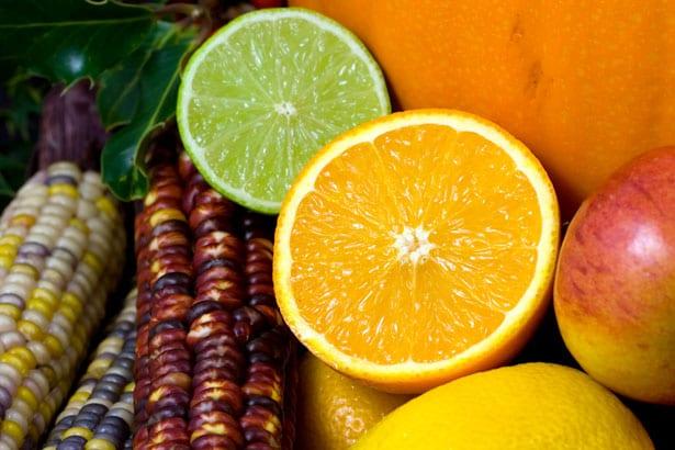 Fruits et légumes pour seniors