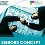 Jusqu'au 8 octobre : appel à projets «Seniors Concept» dans le département de la Loire