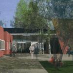 La Maison d'Harcourt, une « lieu à vivre » novateur pour les personnes âgées