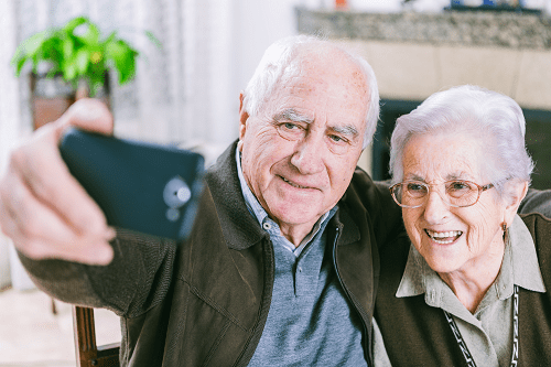 Smartphone - Selfie - Nouvelles technologies