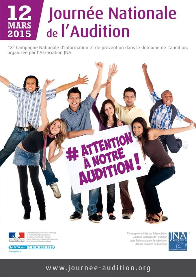 18ème Journée nationale de l'audition