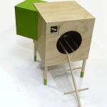 Innovation & Environnement : Des poulaillers réducteurs de déchets pour les maisons de retraite