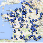 L'annuaire de la Silver économie en France a sa cartographie