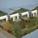 Logémaine : Inauguration de 7 logements adaptés à l'avancée en âge