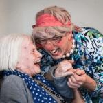 Expo photo «Oser l'Etre» : quand les clowns rencontrent des personnes âgées atteintes d'Alzheimer