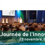 Le 23 novembre 2015 : Journée de l'Innovation à Essen, en Allemagne