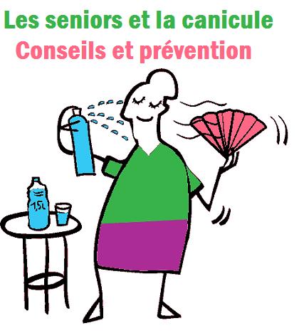 Les seniors et la canicule : conseils et prévention
