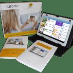 La tablette Ardoiz reçoit le label  «Testé et Approuvé par les Seniors»