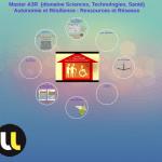 Master Autonomie et Résilience (A3R), une formation orientée vers la Silver économie