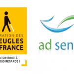 Le Groupe AD Seniors désormais partenaire de la Fédération des Aveugles de France