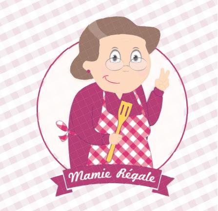 Logo Mamie Régale