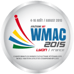 Jusqu'au 16 août, les championnats du monde d'athlétisme des vétéran se tiennent à Lyon !