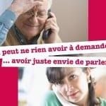 Solitud'écoute : un numéro vert pour lutter contre l'isolement des seniors
