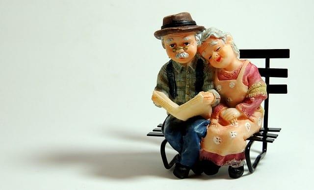 Personnes âgées- retraite - couple
