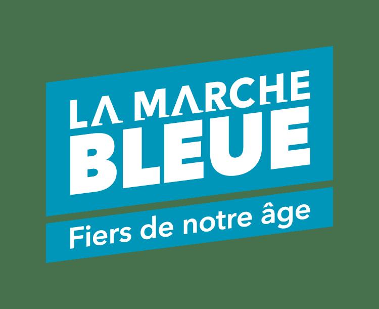 Logo Marche BLeue