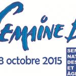 Du 12 au 18 octobre 2015, c'est la Semaine Bleue
