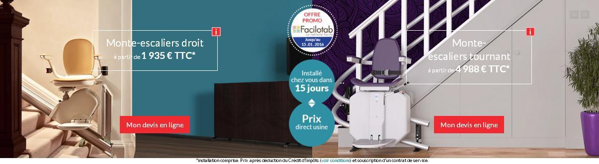 Etna france lance son site de vente en ligne de monte escaliers silver econ - Les sites de vente en france ...