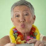 Les seniors plus heureux que la moyenne des Français