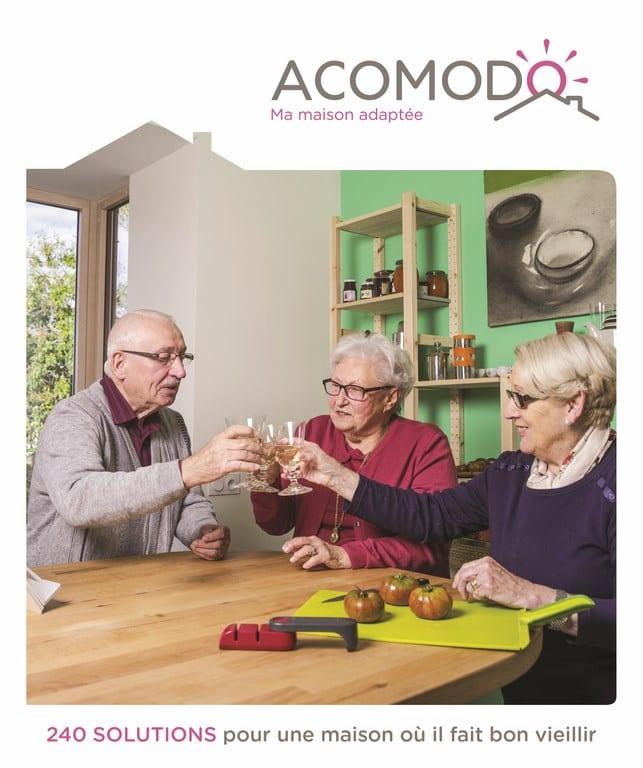 ACOMODO, mobilier seniors et aménagement de l'habitat