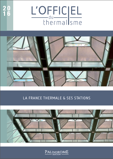 L'officiel du thermalisme 2016