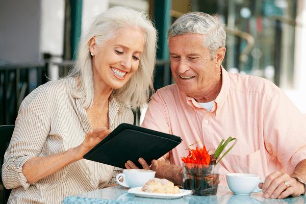 Tablettes seniors - tablette simplifiée