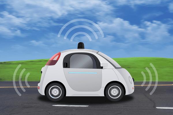 Voiture autonome - véhicule autonome
