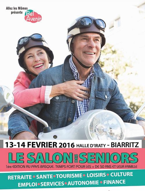 Salon des Seniors Biarritz