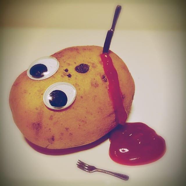 Pomme de terre - Potatoe murder