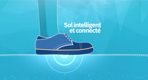 Tarkett- sol intelligent et connecté