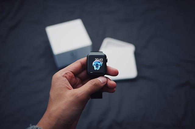 e-santé - montre connectée - apple