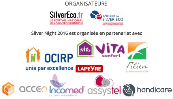 organisateur silvernight