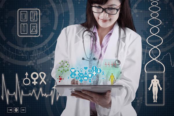 santé - santé connectée - e-santé et santé personnalisée