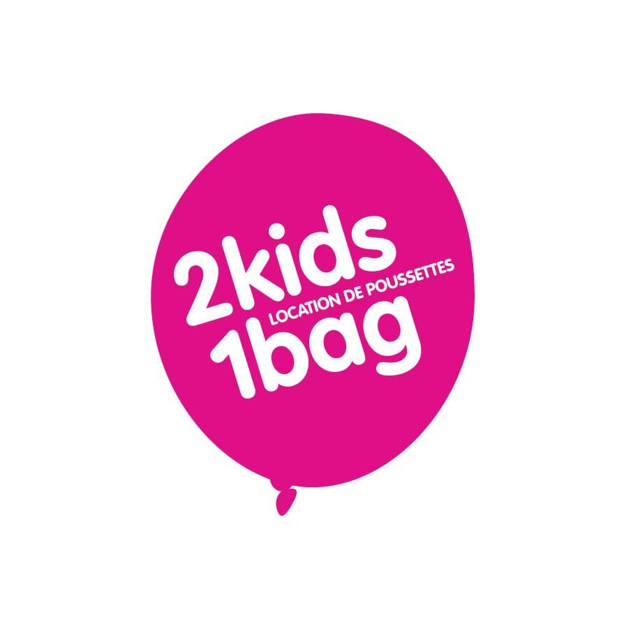 2kids1bag logo - mobilité