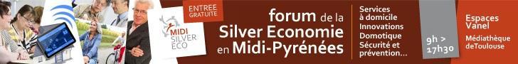 Forum de la Silver économie Languedoc Roussillon