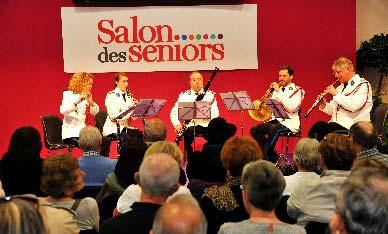 Salon des seniors musique