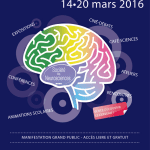 Du 14 au 20 mars 2016, c'est la Semaine du cerveau