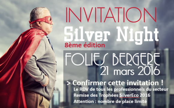 invitation silvernight