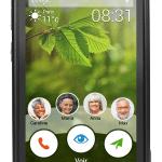 Mobile World Congress 2016 : quand le Doro 8031 joue avec les icônes !